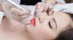 Bí quyết làm giảm đau cho khách hàng khi phun môi.