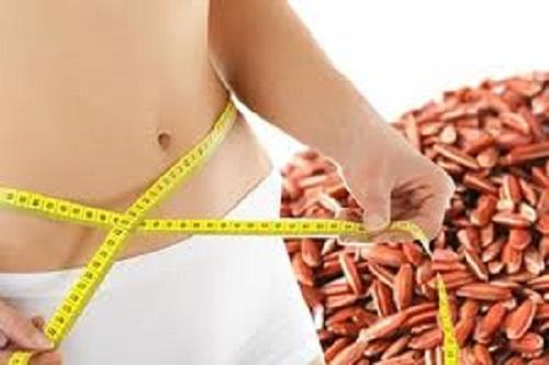 Vừa có tác dụng giảm cân, vừa giúp da căng bóng, mịn màng.