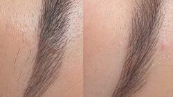 Có nhiều yếu tố ảnh hưởng tới quá trình bong của lông mày sau khi thực hiện.