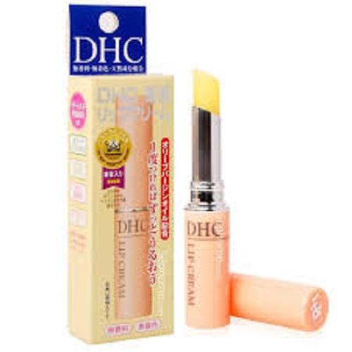 Son dưỡng môi DHC Lip cream.