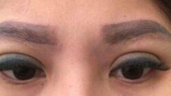 Nguyên nhân xăm mí mắt bị hỏng và cách khắc phục.