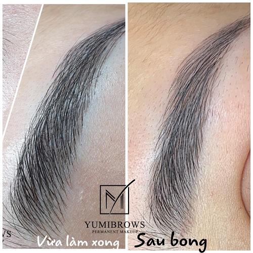 Là một trong những phương pháp làm đẹp mang đến nhiều ưu điểm cho hàng lông mày.
